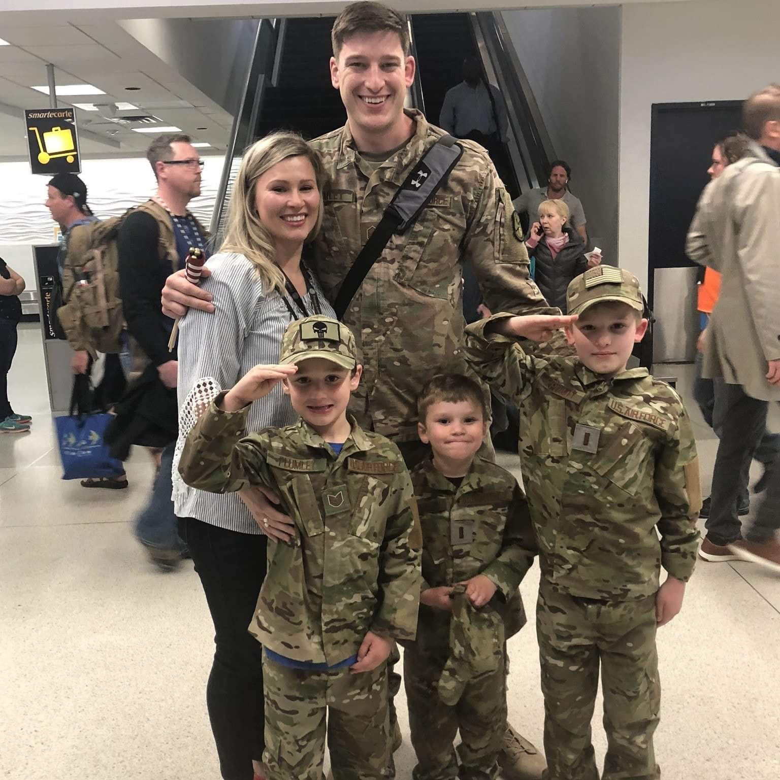 Family Disney World Trip