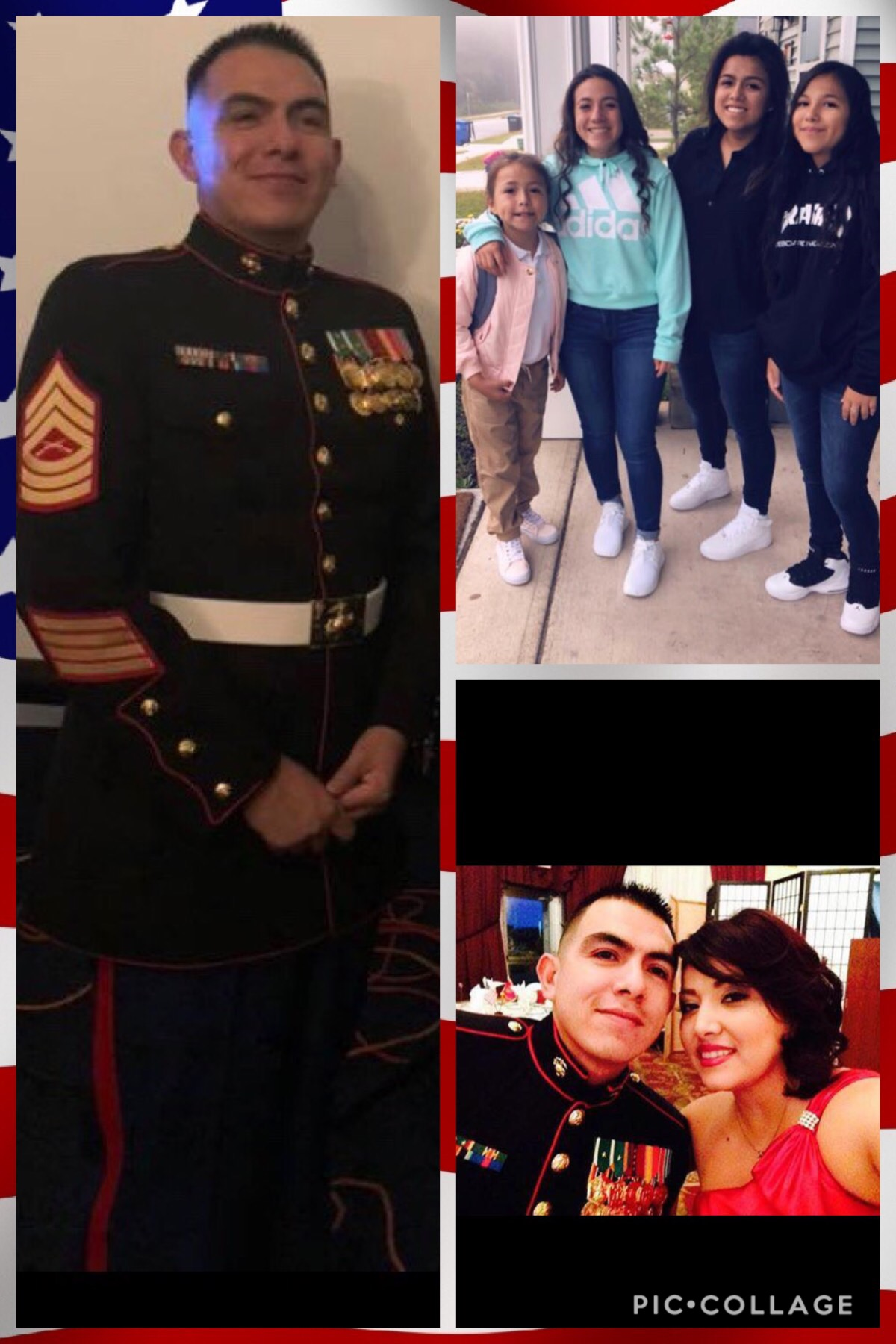 Post Deployment Family Universal Orlando FL