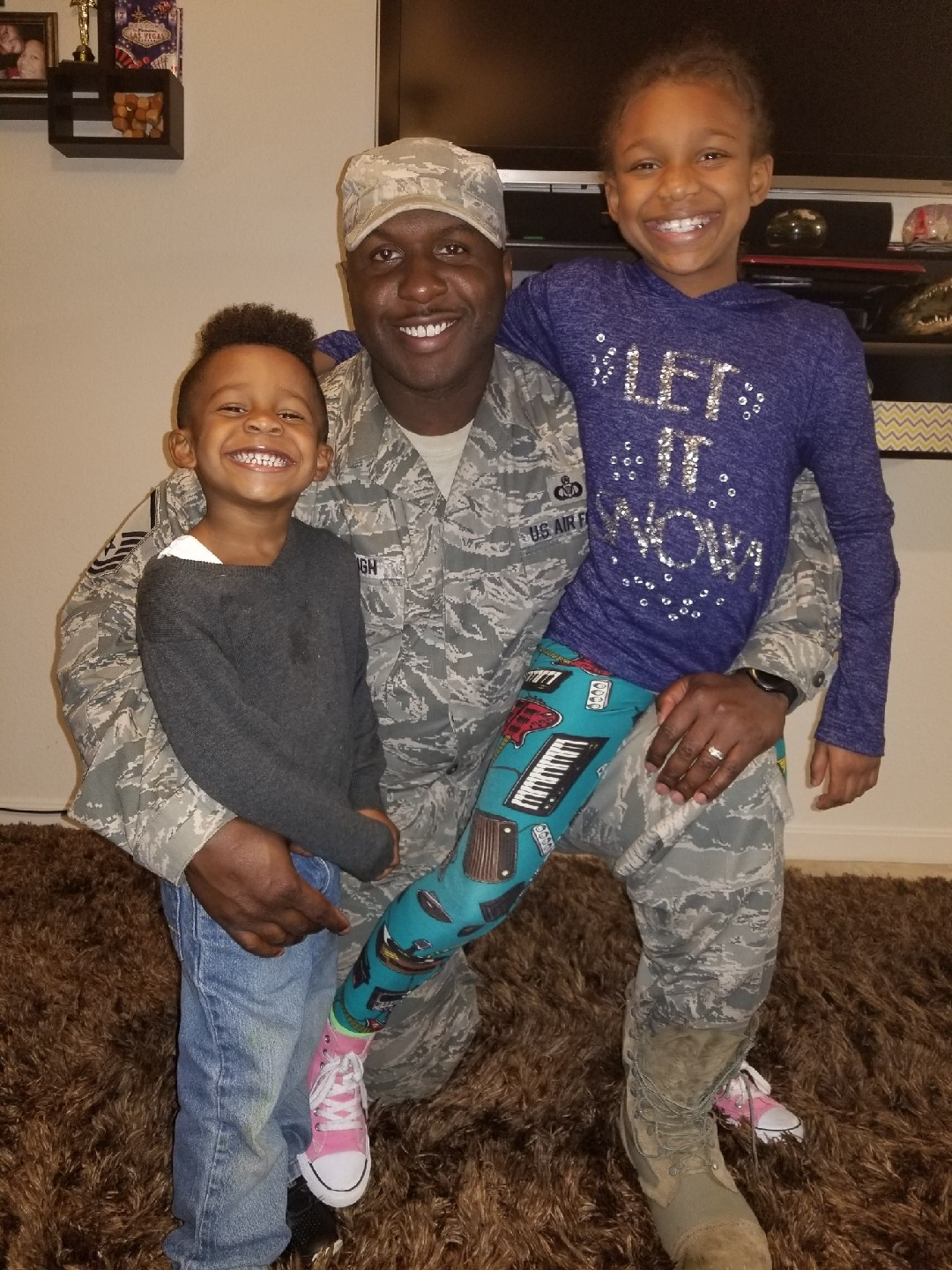 Post-deployment Disney World Wish